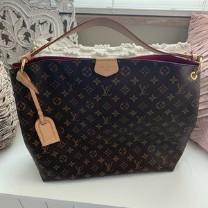 Louis Vuitton Graceful MM